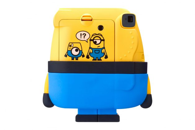 Minion Camera Case : Minion fujifilm instax camera back 628x419 · kits photo